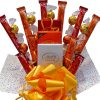 Lindt Lindor Chocolate Bouquet | Thank You Gift | Leaving Gift | Office Treat | Colleague Gift