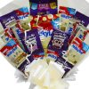 Milky Bar Dairy Milk Chocolate Bouquet – Perfect Kids Birthday Gift Childs Treat Special Occasion Well Done For Her For Him