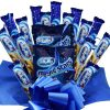 Milky Way Chocolate Bouquet – Perfect Kids Birthday Anniversary Special Occasion Sorry You Are Leaving Gift For Her Him Hamper