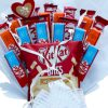 Nestle Kit-Kat Chocolate Bouquet – Sweet Hamper – Perfect Gift – Chocolate Gift