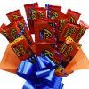 Reeses Chocolate Bouquet – Perfect Kids Birthday Anniversary Special Occasion Sorry You Are Leaving Gift For Her Him Hamper