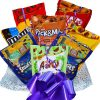 Share Pouch Chocolate Bouquet | Kids Birthday Gift | Childrens Party | Friends Gift