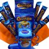 Terrys Chocolate Orange Bouquet – Perfect Kids Birthday Anniversary Special Occasion Sorry You Are Leaving Gift For Her Him Hamper